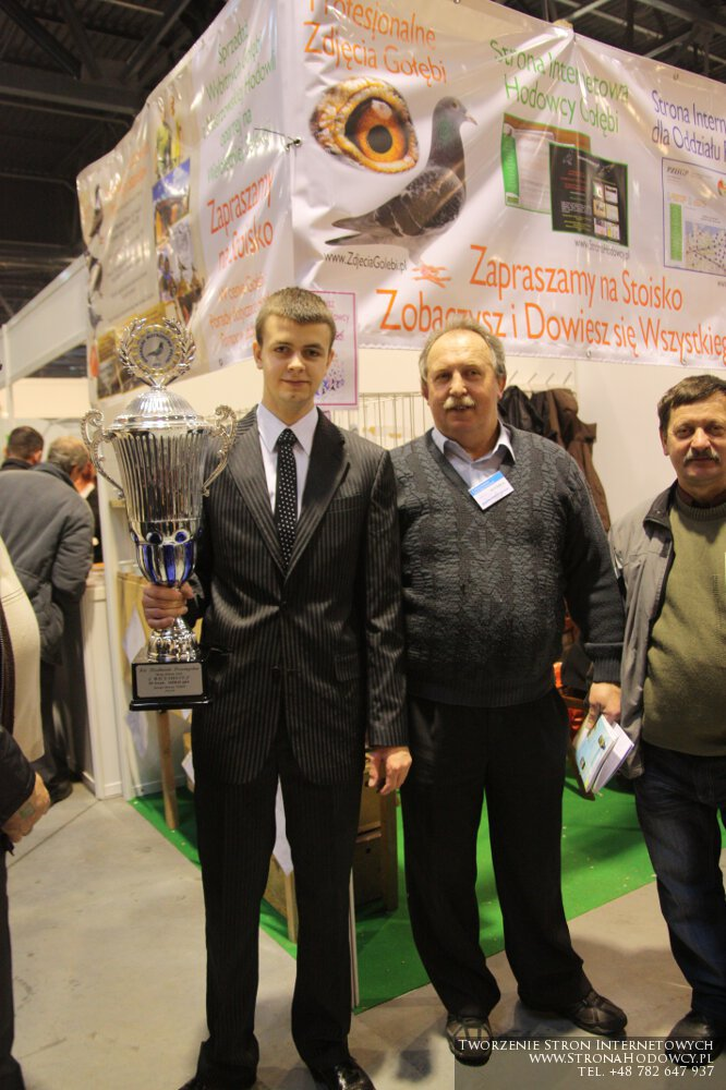 Od lewej: Przemysław Niedbalski, Wiceprezes ds. Lotowych - Jan Górski, Henryk Zamróz